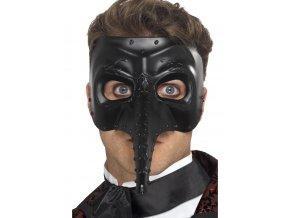 Benátská maska dlouhý nos