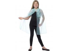 Modrý plášť Elsa Ledové království
