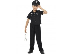 Policejní kostým pro děti