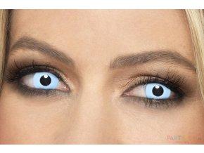 Barevné kontaktní čočky ledové modré