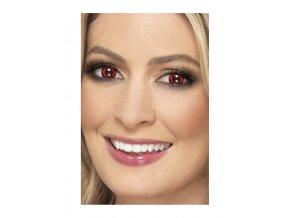 Barevné crazy kontaktní čočky