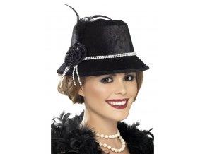 Retro klobouk 20. léta