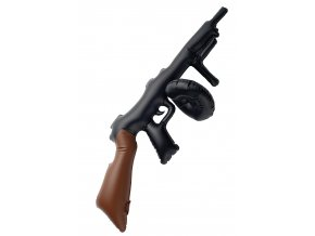nafukovací samopal mafiánská pistole