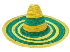 mexický klobouk sombrero