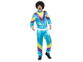 pánský retro kostým 80. léta
