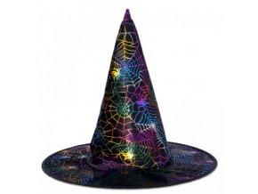 čarodějnický klobouk pro děti