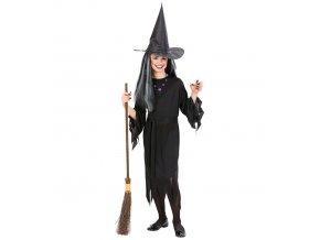Čarodějnický kostým pro děti