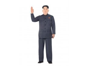 karnevalový Kostým diktátor Kim Čon Un