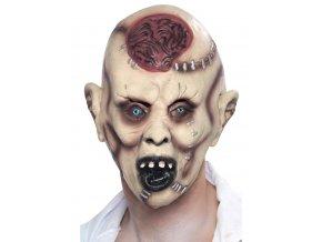 Strašidelné maska zombie Autopsy