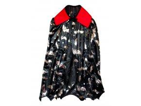 Dětský plášť s netopýry
