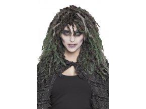 Strašidelná paruka čarodějnice
