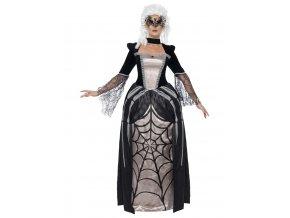 Dámský kostým Černá vdova