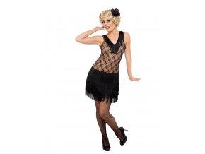 Dámský Flapper kostým Jazz