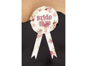 Odznak Budoucí nevěsta na rozlučkovou párty