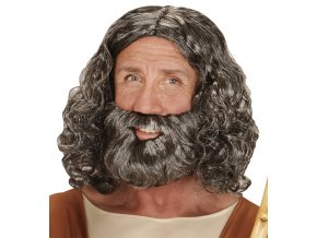 Paruka biblické postavy