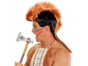 Indiánská paruka Mohawk