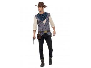 Pánský kostým kovboj Divoký západ