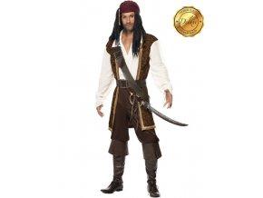 Pánský kostým pirát Kapitán