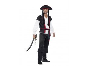 Pánský pirátský kostým dospělý