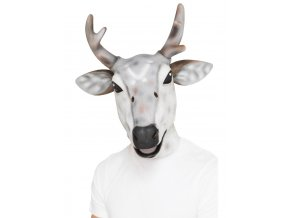 Gumová maska soba partyzon