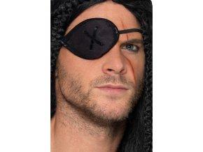 Pirátské oko kvalitní