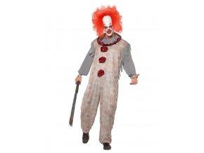 Kostým strašidelný klaun zabiják