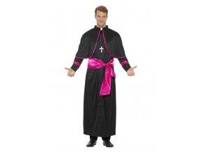 Pánský kostým kardinál