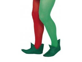boty pro vanocniho elfa