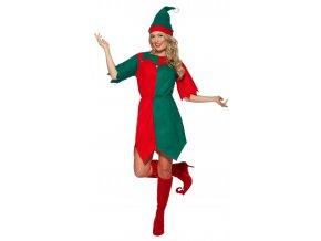 Dámský kostým elf