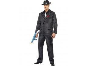 Pánský kostým mafián