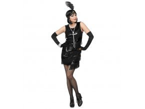 Dámský kostým Great Gatsby