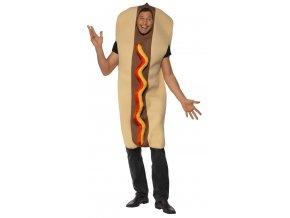 Party kostým Hot Dog