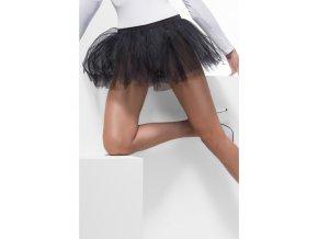 Dámská tutu sukně černá krátká