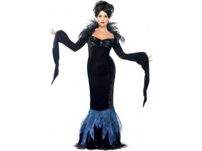 kvalitní kostým čarodějnice levně