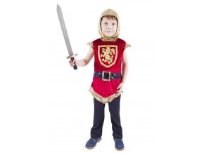 detsky kostym rytíře