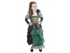 detsky kostym carodejnice