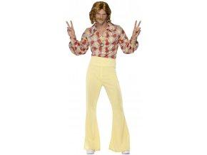 Pánský kostým Týpek z 60. let