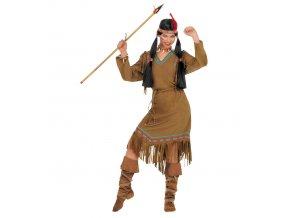 dámský indiánský kostým