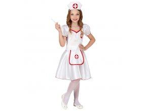 zdravotní sestřička kostým dětský