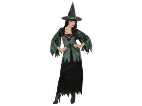 tajemná čarodějka dámský kostým