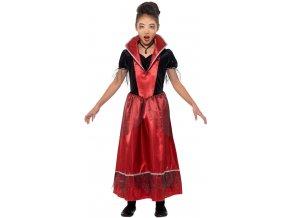 dívčí kostým upírka
