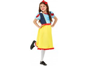 Kostým Sněhurky pro děti