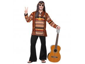 kostým hippies