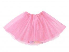 tutu sukne pro deti ruzova princezna