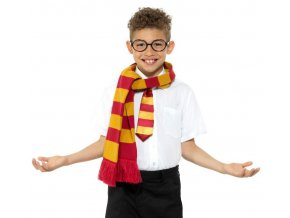 sada harry potter šála kravata brýle