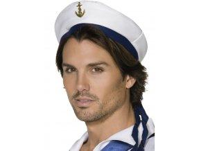 Čepice námořník s kotvou