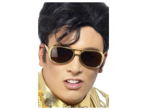 Brýle Elvis Presley karneval