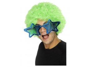 Maxi brýle hvězdy modré