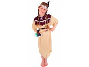 indiánské šaty karneval
