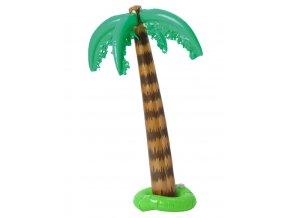 Nafukovací palma 90 cm na hawaii party